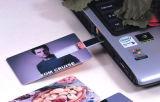 카드 USB 섬광 드라이브 최고 선물 관례 1GB - 64GB