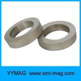 Imán de alta temperatura de SmCo de la dimensión de una variable del anillo de la resistencia