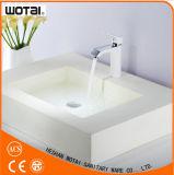 Taraud blanc de bassin de couleur de modèle populaire