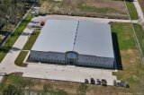 Fait dans l'entrepôt léger préfabriqué de structure métallique de la Chine (KXD-SSW18)