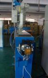 Linha de produção linha da extrusão do revestimento do cabo distribuidor de corrente do PVC de produção do revestimento