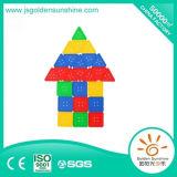 Brinquedo inteletual do tijolo do edifício com certificado de Ce/ISO