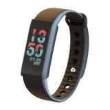 Pulsera elegante de G4 OLED para el reloj de Bluetooth del iPhone 8
