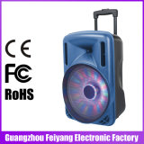 Haut-parleur actif portatif de Bluetooth de vente chaude avec la lumière F12-1