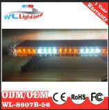 56W線形LEDの警察緊急の警告のLightbar