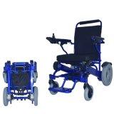 Großhandelsleichtgewichtler, der Minienergien-Rollstuhl mit 24V 12ah Lithium-Batterie faltet