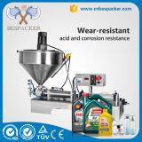 중국제 주스 충전물 기계 액체 비누 충전물 기계 E 액체 충전물 기계