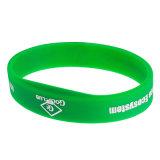 Vários braceletes universais da aptidão do silicone das microplaquetas para a venda