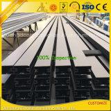 Profil en aluminium fournisseur de mur rideau d'extrusion d'usine d'aluminium d'OIN 9001