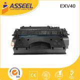 Attrative en el toner compatible durable Exv40 para Canon