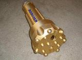 DHD340 onderaan de Bits van de Hamer van het Gat DTH voor het Boren