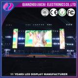 Visualización de LED a todo color de interior del estadio P2.5