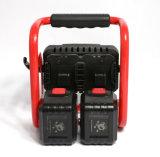 20W 1700lm再充電可能なLEDのフラッドライト