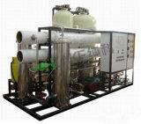desalación 20t del agua de mar por el sistema reverso de Osmosi