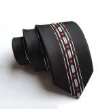 Promotion Cravate tissée en microfibre de haute qualité