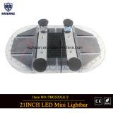 Sûreté lumineuse élevée mini Lightbar (TBG-503LE-3) de la lentille neuve DEL de modèle