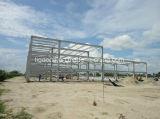 Taller/almacén/edificio pre dirigidos del marco de la estructura de acero en África