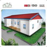 Casa pré-fabricada Home Prefab clara luxuosa da casa de campo da construção de aço