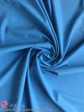 tela de estiramiento del Spandex del poliester de la tela cruzada 100d para la ropa