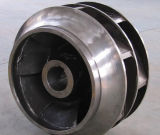 Matériau de la turbine 304L de pièces de machines de moulage au sable