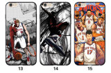 Caso NBA Player Custom 3D Drawing Pattern Cell Phone