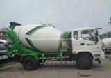 小さいFoton 4X2 6 CBMアジテータトラックトラック8トンのコンクリートミキサー車の