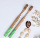 Toothbrush di bambù biodegradabile all'ingrosso di vendita caldo (BC-T1024)