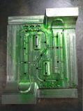 Modelagem por injeção plástica profissional da peça do fabricante de China