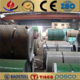 La qualité de prix usine a laminé à froid la bobine d'acier inoxydable de fini du Ba 304 201 316