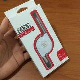 Kundenspezifische Firmenzeichen einziehbare USB-Daten-aufladenkabel
