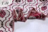 Piccolo tessuto del coperchio del cuscino del reticolo del jacquard 2017