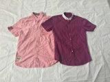 Verwendete Kleidung für Afrika/verwendetes Form-Mann-Hemd