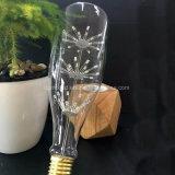 Bougies ampoules LED 3W ampoules LED blanc chaud E27 220V ampoules d'économie d'énergie lampe à lampe à lumière rétro Edison ampoule ampoule pour éclairage de décoration intérieure
