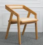 Modern Hotel Restaurant Dining Furniture Cadeira de jantar em madeira (HC-LW205)