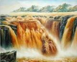 Azulejos esmaltados pared hermosa del fondo del arte 3D (VPA6A596)