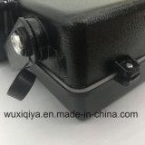 IP65 250W 400W 까만 금속 할로겐 옥외 플러드 빛