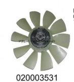 Ventilatorflügel 660mm für Kamaz Triebwerkgebläse-Kupplung 020003531