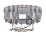 UL Dlc 세륨 RoHS 보호 그물로 점화하는 열거된 고성능 산업 400W LED 플러드 빛 테니스 코트