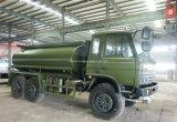 L'alta qualità Dongfeng fuori dall'HP della strada 6X6 180 rifornisce il camion di combustibile di autocisterna per l'esportazione