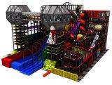 Campo de jogos interno da estação de espaço para miúdos