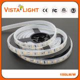 Luz de tira flexible cambiable de DC24V LED para las barras del café/de vino