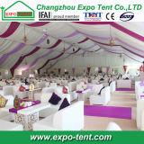 Grande tente extérieure de Dubaï avec la décoration de garniture