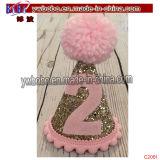 Chapeaux colorés primaires d'usager d'approvisionnement d'usager de cadeau de Noël de mariage (C2058)