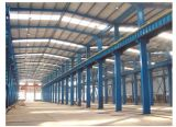 Самомоднейшее конструированное здание пакгауза стальной структуры