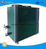 refrigerador de água 45kw de refrigeração ar para a máquina de molde do sopro