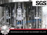 Máquina tampando do parafuso de alumínio giratório automático cheio