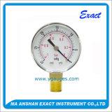 진공 측정하 공용품 압력계 건조한 압력 계기