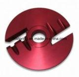 Конкурсные точные подвергая механической обработке части в Al 6061/6068/5052