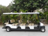 Billig 11 Passagier-elektrisches Golf-Auto für Verkauf