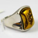 Großhandelsschmucksache-Edelstahl-Ring-Komfort-passender nach Maß Edelstahl-Ring